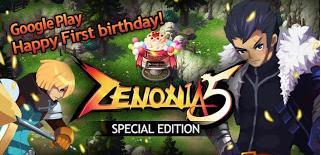 Zenonia 5 Mod Apk Offline