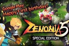 Zenonia 5 Mod Apk Offline ringan v1.2.7