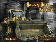 Heavy Duty Parking parkiranje buldozer