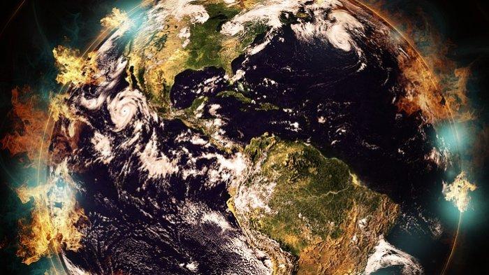 Misteri Bencana Alam yang Akan Menyebabkan Kiamat