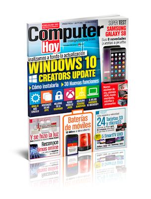 Computer Hoy 485 - Creators Update a fondo !!