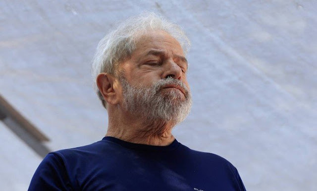 Lula vai continuar preso de acordo com decisão de Sérgio Moro