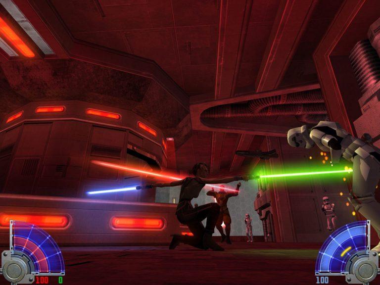 Star wars jedi academy 2 download