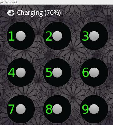 Cara Mengatasi Lupa Pola Pada Asus Zenfone (Pattern Lock)