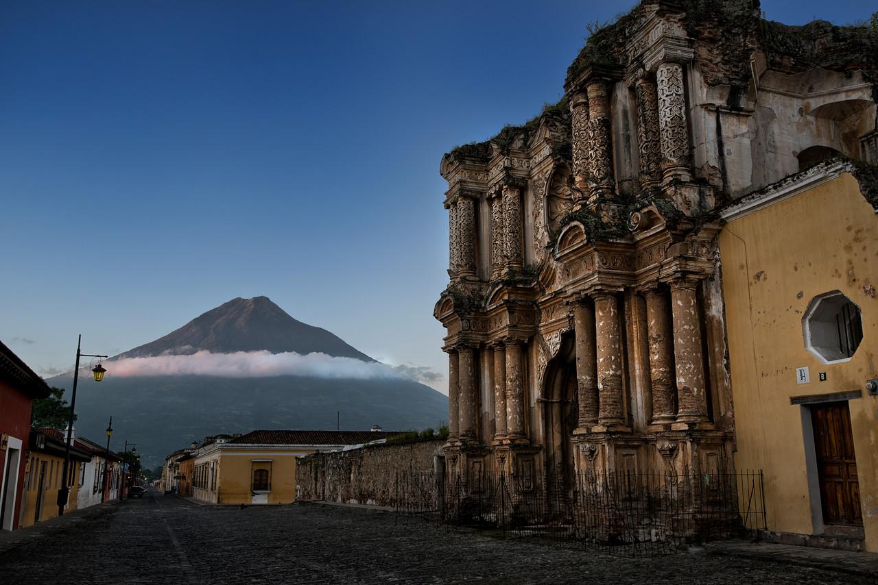 Images Of Beautiful Gardens Antigua Life Ruins In Antigua