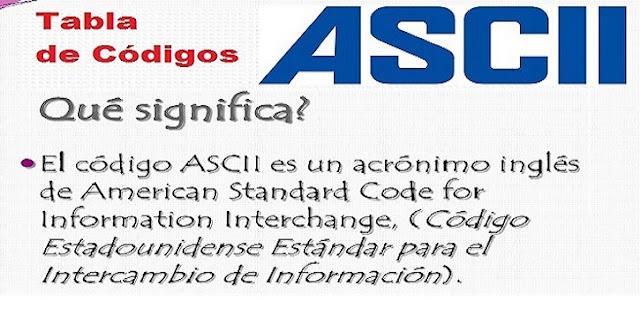 definicion-concepto-de-codigos-ascii