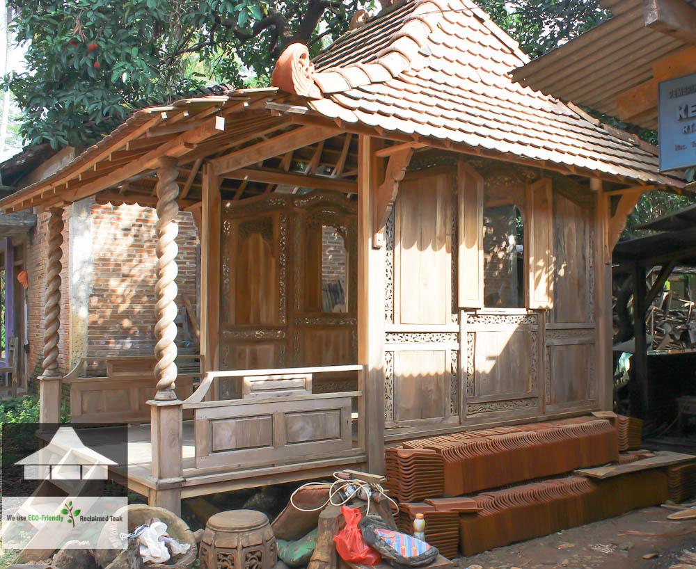 Rumah Gladak / Panggung ~ Rumah Joglo.net