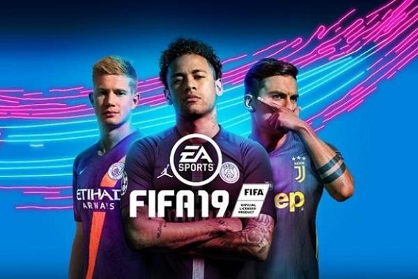 رسميا شركة EA تقرر تغيير غلاف لعبة FIFA 19 و هذا شكله النهائي..