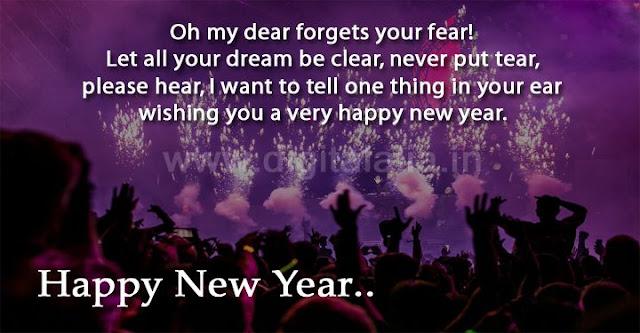 Happy New Year Funny Status