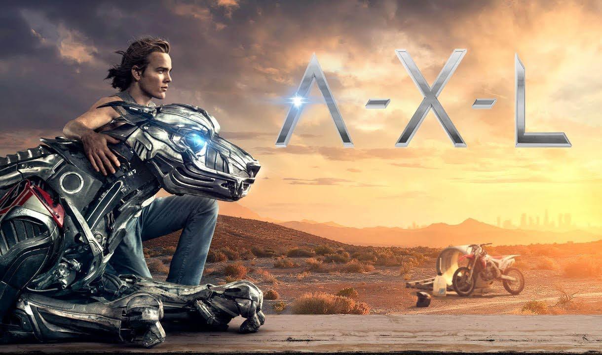 """Trailer phim AXL """"Khoa học viễn tưởng"""" 2018 movie"""