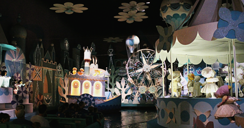 Small World Magic Kingdom Walt Disney World