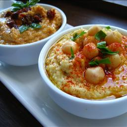 Hummus dipo ways regular and sundried tomato recipe arabic the arabic food recipes kitchen the home of delicious arabic food recipes invites you to try hummus dipo ways regular and sundried tomato recipe forumfinder Image collections