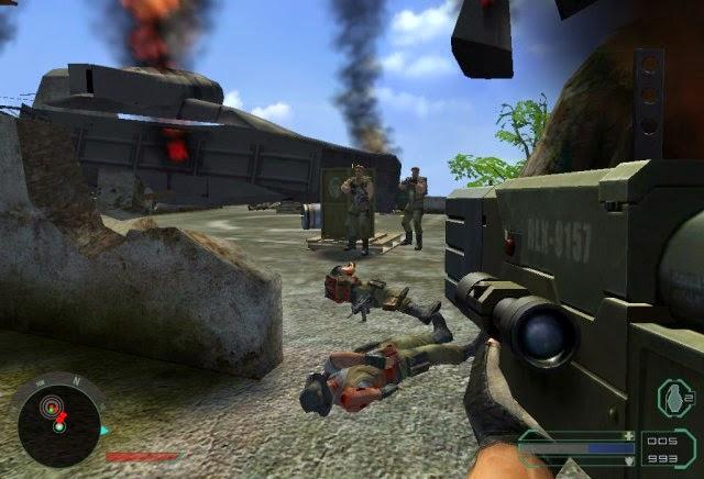 Far Cry 1 PC Game Screenshots