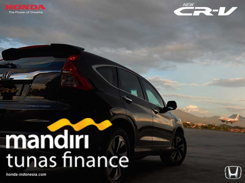 Kredit Mobil Honda CR-V Bandung