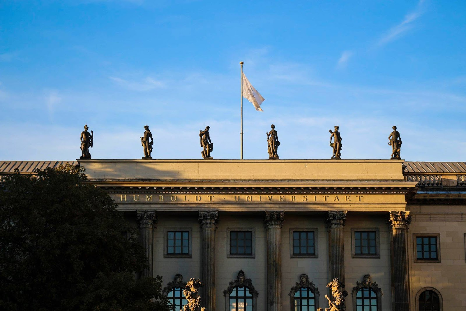 Humboldt University building