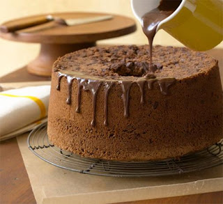 Cara Membuat Coffee Chiffon Cake