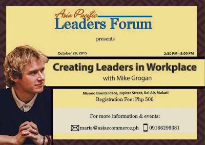 Creating Leaders in Workplace with Mike Grogan