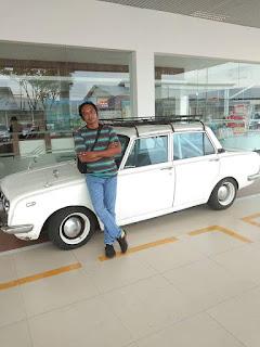 Toyota corona rt 40 ( Toyopet 69 )