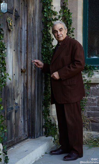 david suchet doctor who series 10