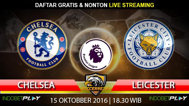 Prediksi Chelsea vs Leicester 15 Oktober 2016 (Liga Inggris)
