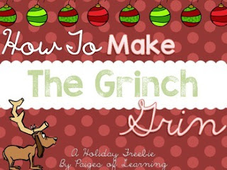https://www.teacherspayteachers.com/FreeDownload/How-to-Make-the-Grinch-Grin-A-Holiday-Writing-Craftivity-1600257