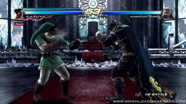 Tekken Tag Tournament 2 Jtag Rgh Download Game Xbox New Free