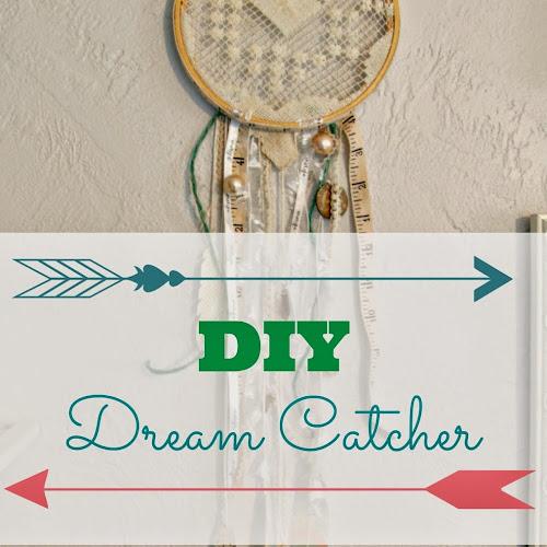 Master Bedroom Redo - DIY Dream Catcher