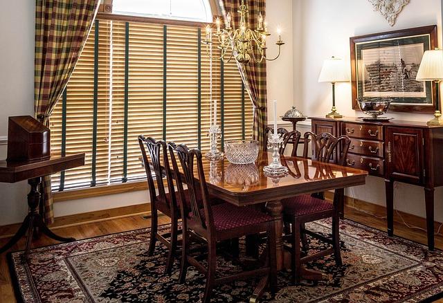 Cara Tepat Menata Ruang Dengan Karpet