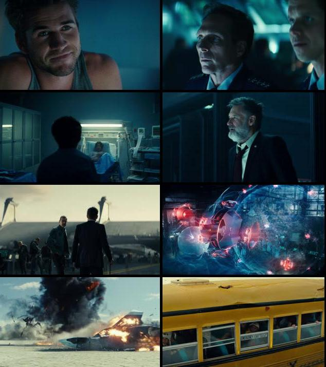 Independence Day Resurgence 2016 English 480p BRRip