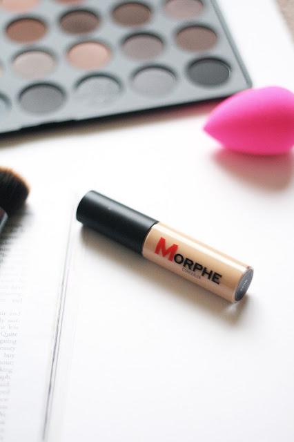 Morphe, Concealer, make up, budget, under eye make up