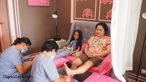 That Nail Thing Bacolod nail spa