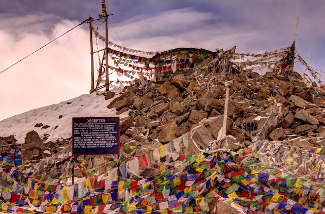Highest Peak in Ladakh. Your Travel Itinerary for Ladakh with photographs