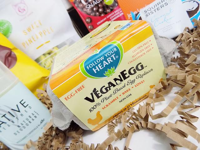 The Vegan Kind TVK34 August 2016 Lifestyle Box