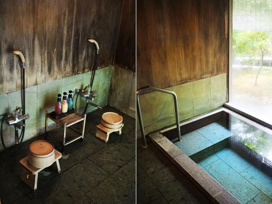 hot bath onsen