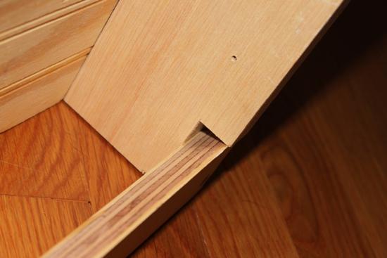 Houseography Den Cornice Board Window Treatment