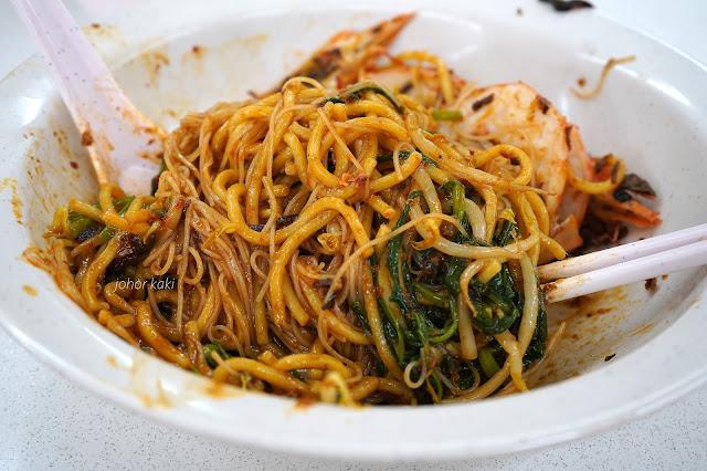 Big Prawn Noodles @ AMK 443 Eating House Ang Mo Kio Singapore