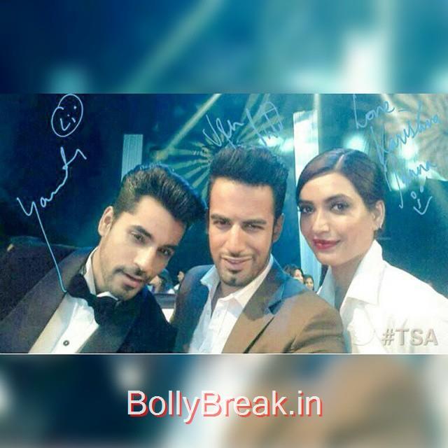 , Karishma Tanna Hot Pics At Television Style Awards