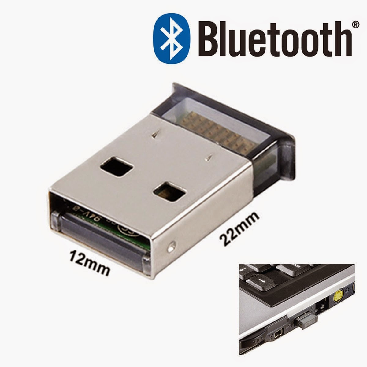 Learn New Things Bluetooth Device For Desktop Pc