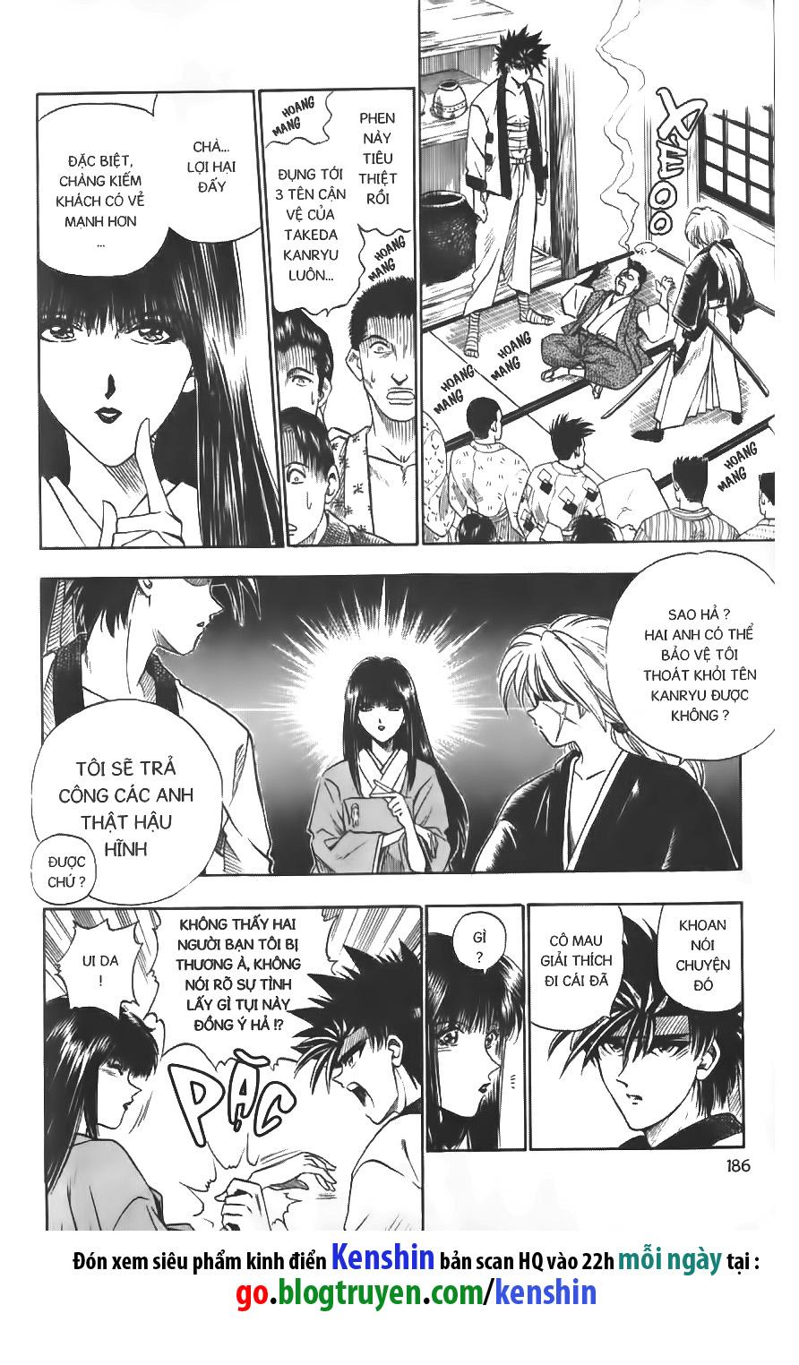 Rurouni Kenshin chap 15 trang 20
