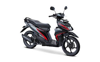 Suzuki Nex II Titan Black