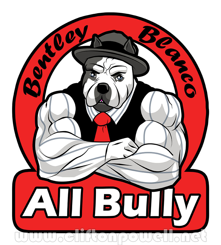 All Bully Trademarked Logo 2019