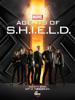 agenci shield tarczy serial marvel