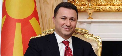 Gruevski fordert mehr EU-Unterstützung