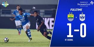 Video Cuplikan Pertandingan Persib Bandung vs PSIS Semarang