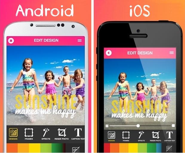 App Para Escrever Em Fotos Android E Ios Overdose