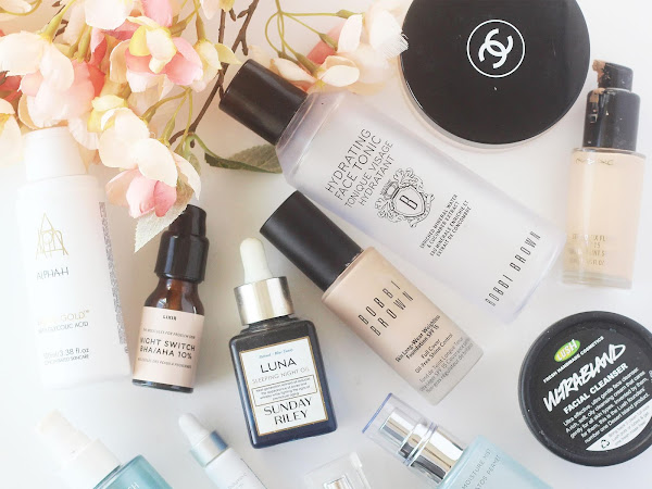 March 2019 Beauty Empties