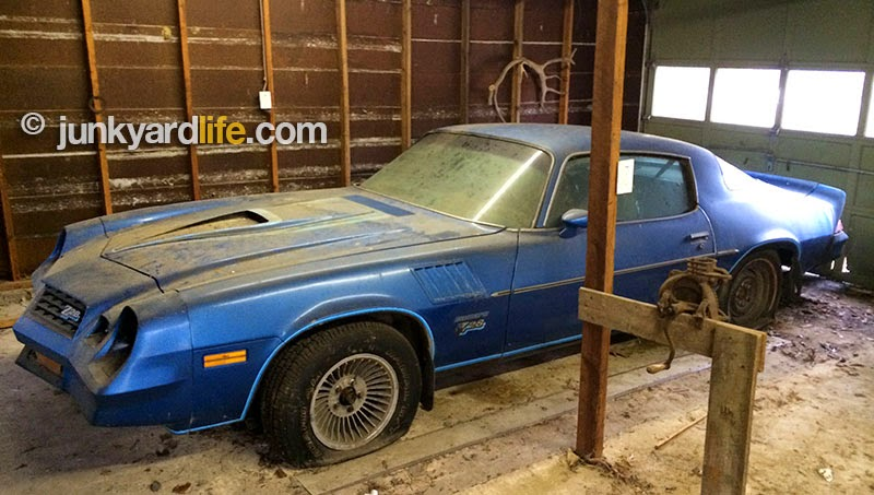 Almost perfect 1978 Camaro Z28 found in a barn and for sale. Price was too high for me. Was it a fail?