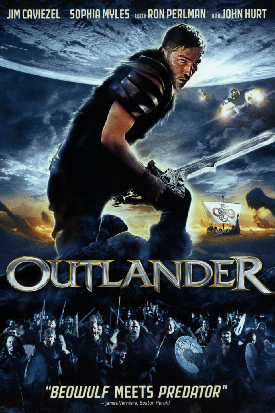 Outlander (2008) Dual Audio 720p BluRay x264 [Hindi - English] ESubs