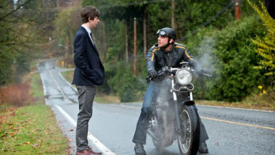 Bates Motel Norman Dylan moto
