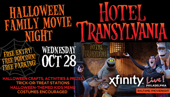 Fun Things To Do With Kids Xfinity Live October Family